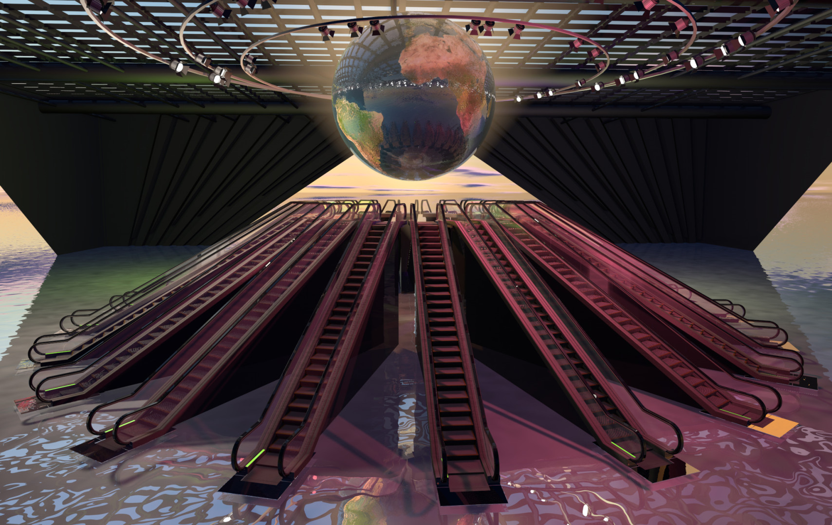 Scene 12 - Stairways To Heaven